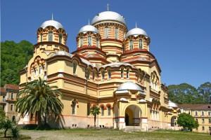 Экскурсия в Новый Афон. Абхазия