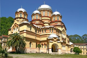 Абхазия: Гагра, Новый Афон, пещеры