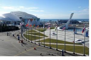 Олимпийский парк. Что посмотреть самостоятельно
