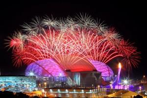 Экскурсия в олимпийский парк с шоу фонтанов
