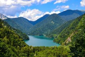 Экскурсия на озеро Рица, Абхазия
