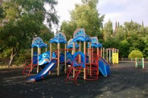 Детские площадки Адлера