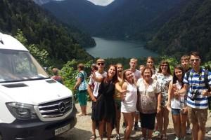 Экскурсия из Адлера в Абхазию